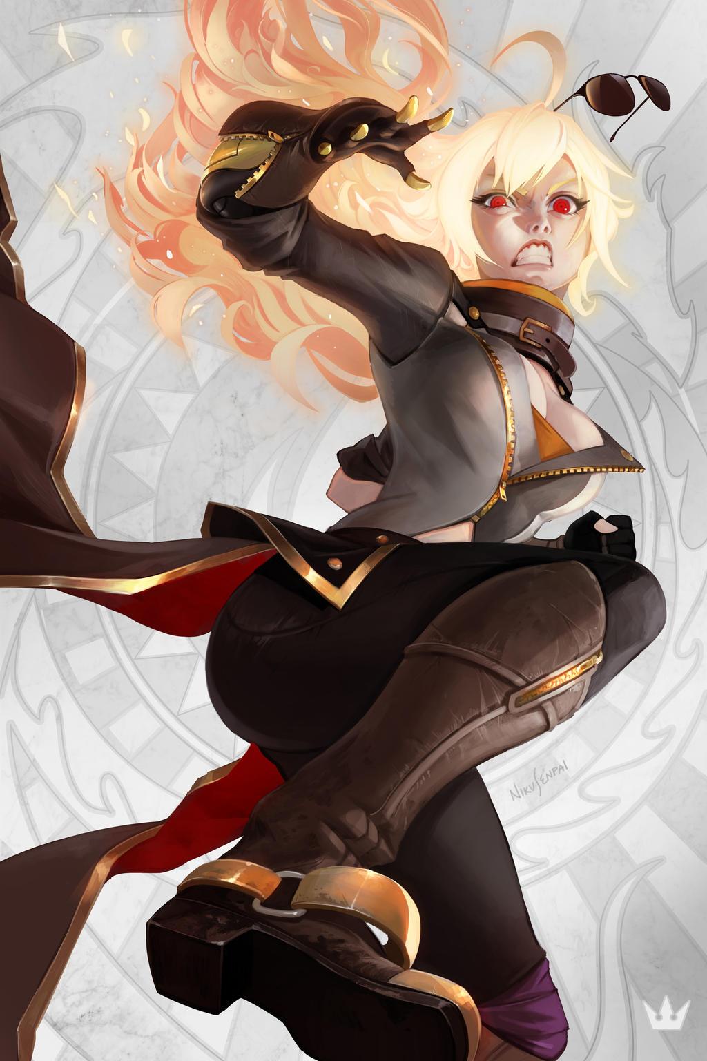 Yang - Wild Huntress