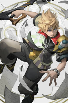 Ventus - Fanart Legends