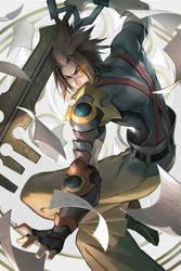 Terra - Fanart Legends by NikuSenpai