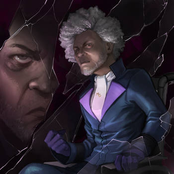 Mr. Glass by NikuSenpai