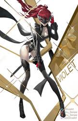 Kasumi - Persona 5 Royal