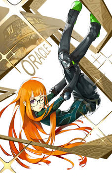 Futaba - Persona 5 Royal