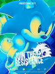 Sonic Resistance: Classic Poster