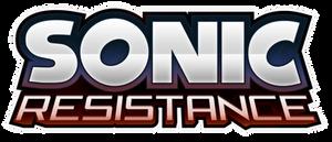 Sonic Resistance: Logo