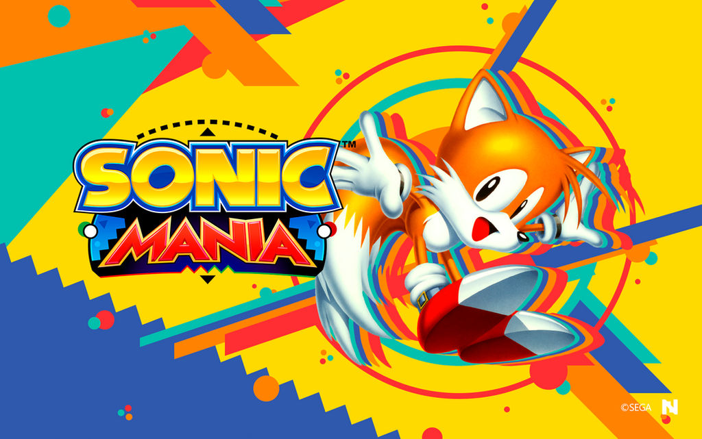 Sonic Mania - Wallpaper [Tails] by NathanLaurindo on ...