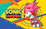 Sonic Mania - Wallpaper [Amy]