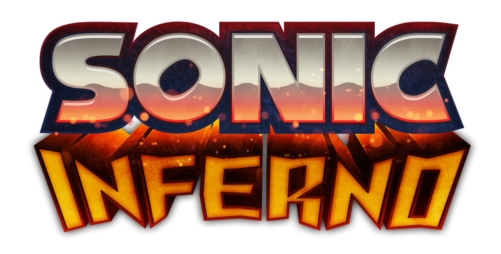 Sonic Inferno - Logo by NathanLaurindo
