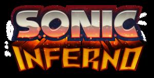 Sonic Inferno - Logo