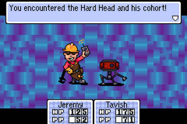 [Mother 3 + TF2] Engineer encounter by cheeprick