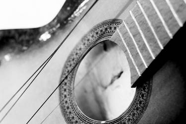 La guitarra del patio