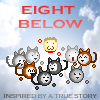 Eight Below Movie Poster by NinjuhCon