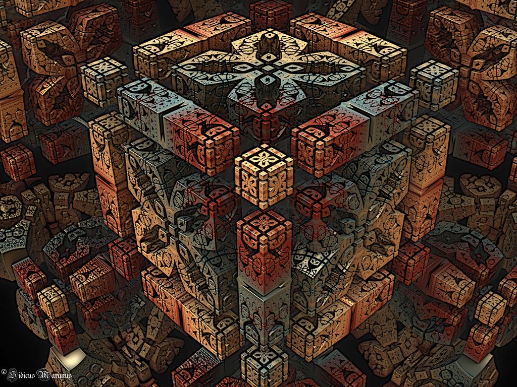 Pattern of Pattern by SidicusMaximus