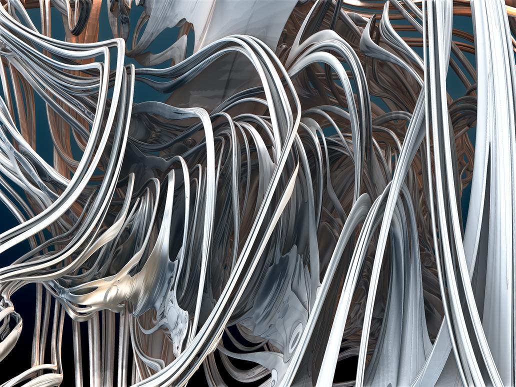 Wavy Chrome by SidicusMaximus