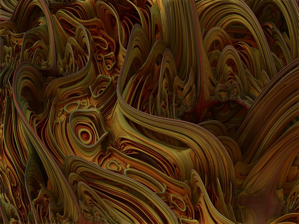 Sand Coils by SidicusMaximus