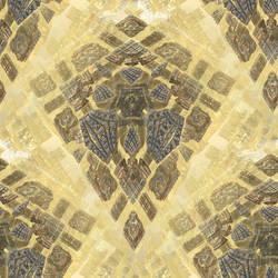 Cross seemless fractal