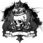 Skull Tattoo Render