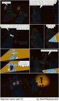 Rayman comic 8 - part 10