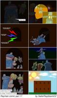 Rayman comic 8 - part 17