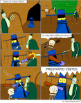 Rayman comic 6 (Slovak) - part 1