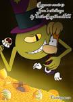 Rayman comic 13 - cover