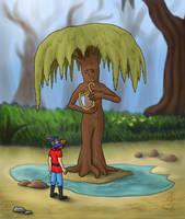 Weeping Willow by SailorRaybloomDZ