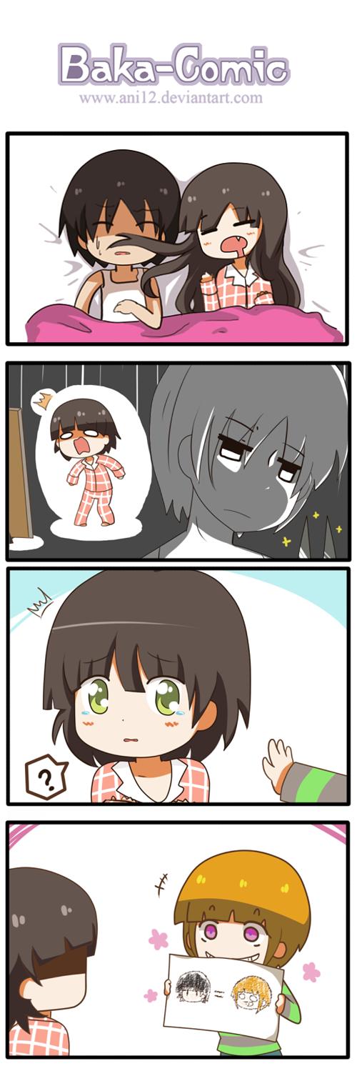 Baka-Comic 12 by ani12