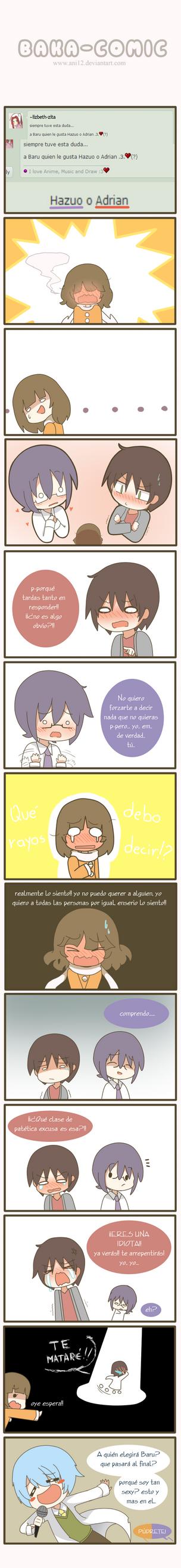 Baka-Comic 19 by ani12
