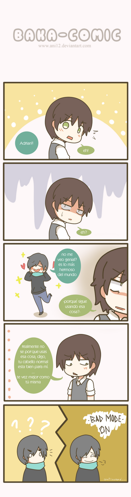 Baka-Comic 23/ parte 1 by ani12