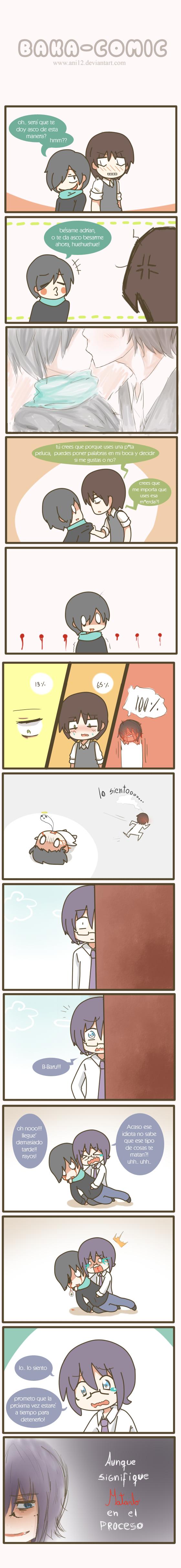 Baka-Comic 23/ parte 2 by ani12