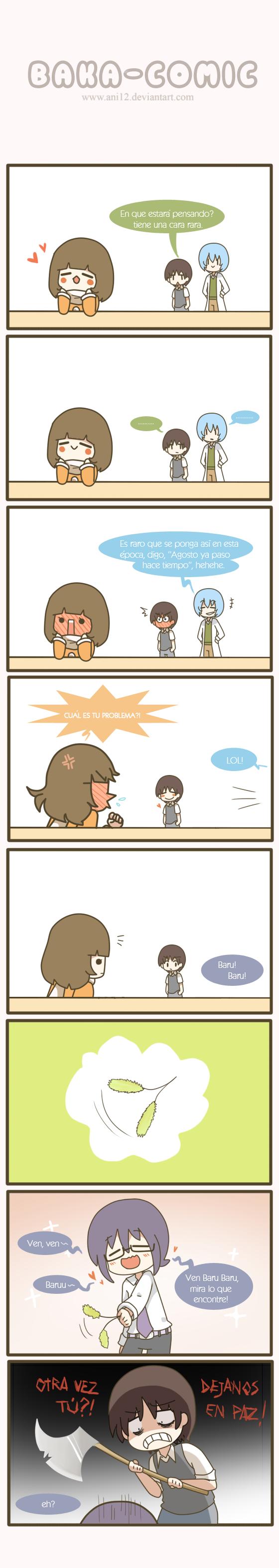 Baka-Comic 25 by ani12
