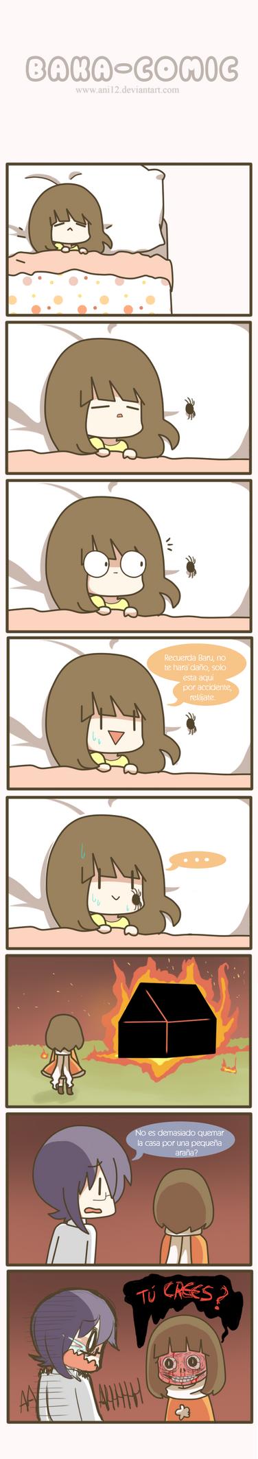 Baka-Comic 27 by ani12