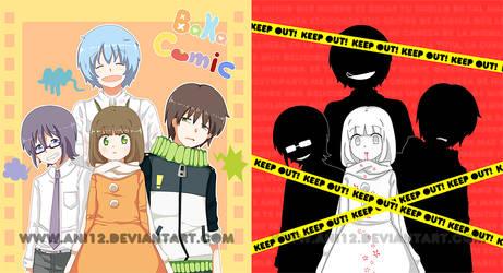 BAKA-COMIC by ani12