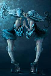 The Birdy Sisters by PollyUranus