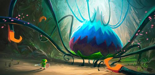 Zelda bossfights! Kalle Demos