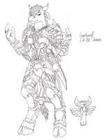 My main WoW by coyotepack