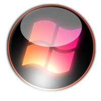 Windows orb icon by rgontwerp