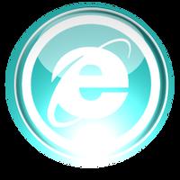 Windows 8 internet orb by rgontwerp