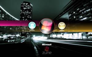 Windows 8 zune wallpaper by rgontwerp
