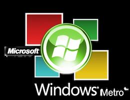 windows metro icon logo by rgontwerp