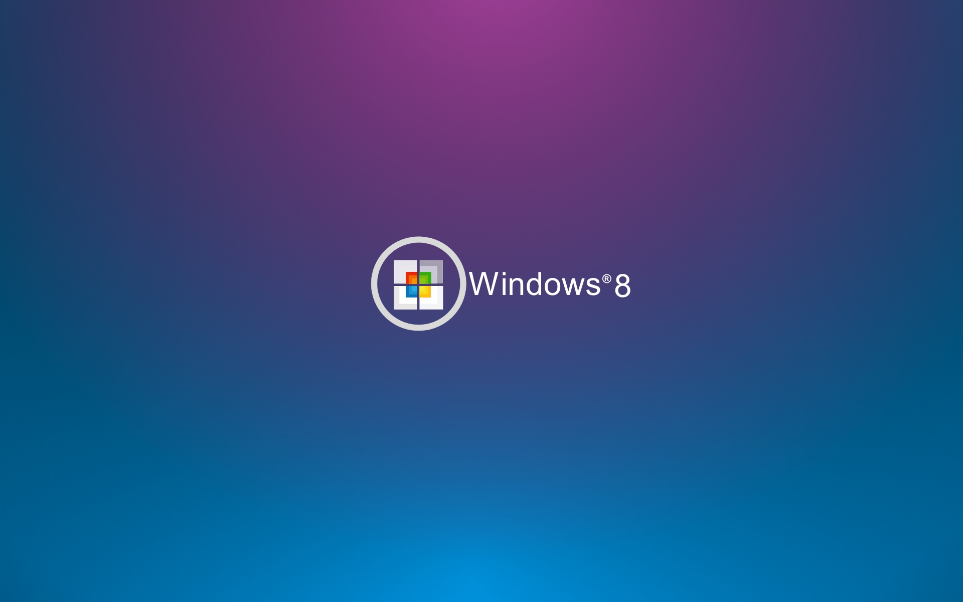 Genuine MS windows8 wallpaper by rgontwerp
