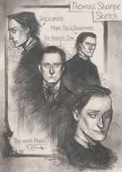 Thomas Sharpe Sketches by Veritas93