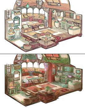 Daozira Interior