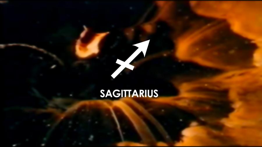 SAGITTARIUS Wallpaper By GlorianAstrology