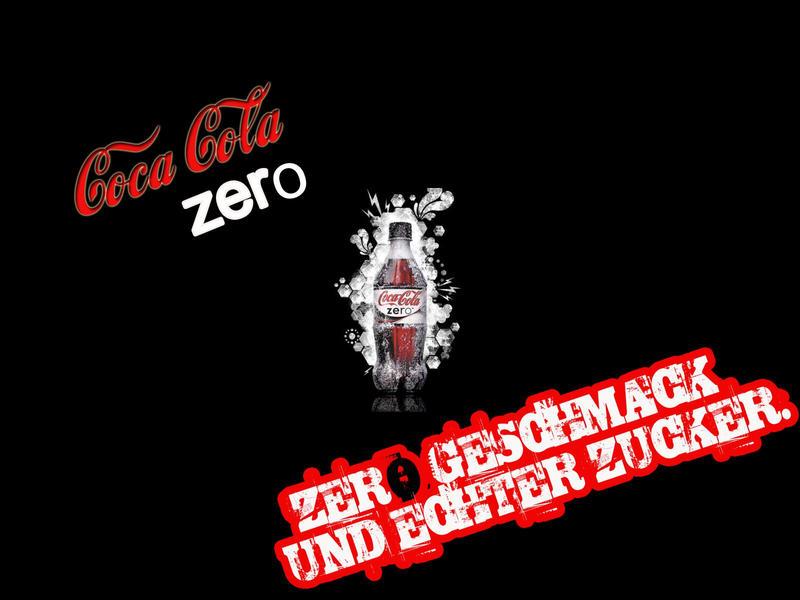 Coca Cola Zero by Beninho90