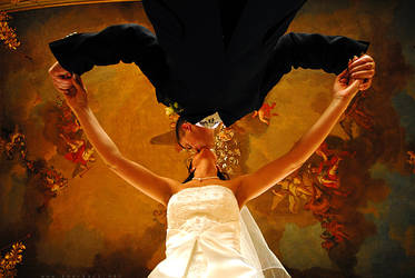 wedding photo by andrez