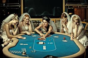 Las Vegas brides by andrez