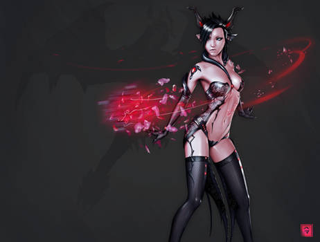 COMMISSION: Tera Online6