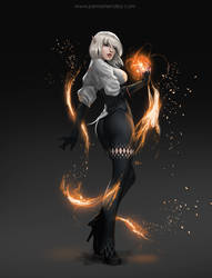 Blade and Soul2 by PemaMendez