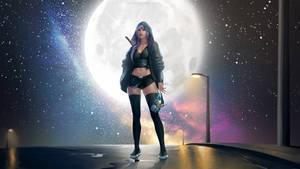 COMMISSION: Luna