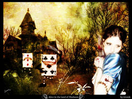 alice in the land of madness